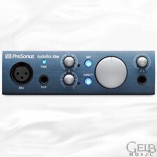 PreSonus AudioBox i1 USB i Pad Recording System - AUDIOBOX-IONE