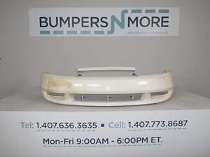 OEM 2000-2002 Saturn L100/L200/LS/LS1/LS2/LW1/LW2/LW200/LW300 Base Front Bumper