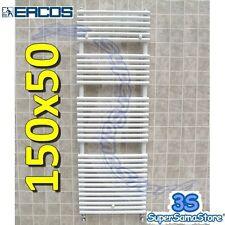 3S SCALDASALVIETTE POP ERCOS 150x50 cm BIANCO TERMOSIFONE BAGNO TERMOARREDO NEW