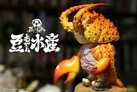 Mame Moyashi Master The Giant Claws Chino Lam Vinyl Figure Sofubi New
