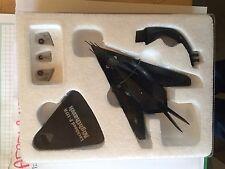 """DIE CAST AEREO """" LOCKHEED F-117A NIGHTHAWK """" SCALA 1/144"""