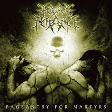 Hour Of Penance – Pageantry For Martyrs LP Green Vinyl New (2012) Death Metal