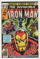 Iron Man #104 (Nov 1977, Marvel) [Madame Masque, Midas] Mantlo George Tuska X