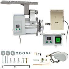 Vevor Vr-400 Brushless Sewing Machine Servo Motor W/ Needle Positioner 400 Watts