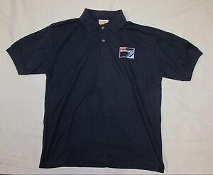 Genuine Childrens Kids Team Suzuki Polo Shirt Top Dark Blue Embroidered Logo
