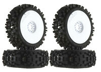 Pro-Line 9021-18 Badlands XTR All Terrain  Mounted Tires / Wheels (4) 1/8 Buggy