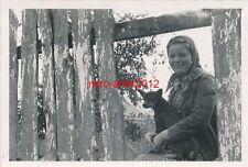 Foto, Luftwaffe, ricognitore, 3. (H)/12, ragazzo bella rappresentante polacca, Ruda, Polonia