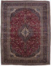 Traditional Design Vintage 10X13 Handmade Semi Antique Rug Oriental Home Carpet