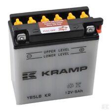 Batterie, Starterbatterie 12V 5 Ah + Säurepaket, Motorrad