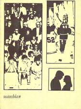 Wapato Washington High School Yearbook 1975 Wasehian