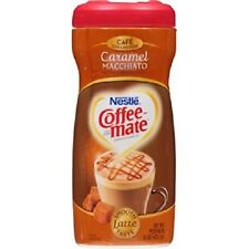COFFEE MATE CARAMEL MACCHITO Creamer 425g COFFEE-MATE Powder Nestle