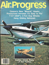 AIR PROGRESS OCT 76 CESSNA T-37 USAF_CARVAIR ATL 98_CESSNA HAWK_AEROSTAR 601P