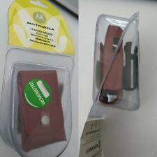 Leather Case Leather Pouch Motorola Original v3