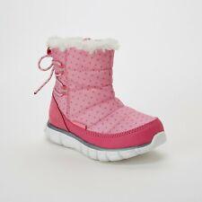 Toddler Girls Surprize by Stride Rite Renza Winter Fashion Boot Pink Polka Dot 6