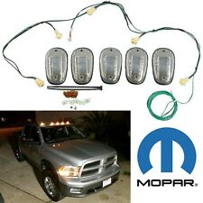 OEM Mopar Clear Cab Roof Lights For 2003-2019 Dodge Ram 1500 2500 3500 New USA