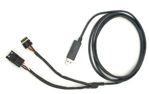 USB/CAN Cable w/ built in Splitter For Holley EFI – Sniper EFI – Terminator X