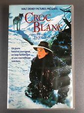"""VHS """"Croc Blanc"""" (GW)"""