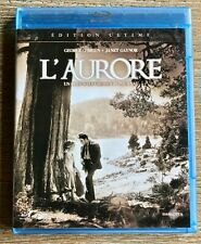 AURORA - F.W. MURNAU - 1927 - EDIZIONE FRANCESE - BLU RAY + DVD BONUS