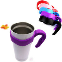 For 30 Oz YETI RTIC Trail Rambler Tumbler Colorful Cup Handle Travel Cup Holder-