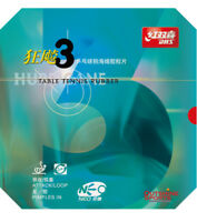 DHS NEO Hurricane 3 Table Tennis Rubber