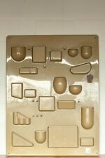 Ultra Rare mustard Wall-All Uten.Silo I Wall Organizer Dorothee Maurer Becker