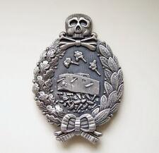 Carro de combate recordatorio insignia Deutsches Reich wk1 medalla honor caracteres ek tanques