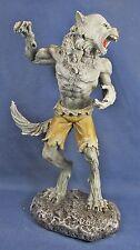 Werewolf Man Mythological Fantasy decor Resin Figurine