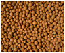 HYDROTON Clay Pebbles Growing Media Expanded Clay Rocks for Hydroponic systems