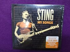 Sting / My Songs (DELUXE)  CD NEW SEALED
