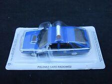 Legendary Cars POLONEZ CARO POLICIA RADIOWOZ  1:43 Die Cast  [MV39-3]