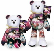 Elvis Presley Viva Las Vegas Teddy Bear - GREAT GIFT IDEAL