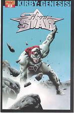 Kirby Genesis: Silver Star #1-6 (Complete Series) (NM/MT 1st Prints)