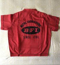 Camicia Bowling Anni 60/70 Vintage Originale USA