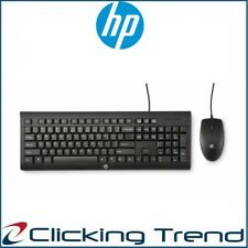 HP C2500 Desktop Wired Keyboard and Mouse Set J8F15AA