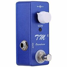 Original Mosky Mini TM Overdrive Pedal Electric Guitar Effect Pedal True Bypass