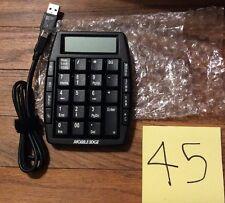 Mobile Edge MEANKC1 Multifunction USB Numeric Keypad Calculator