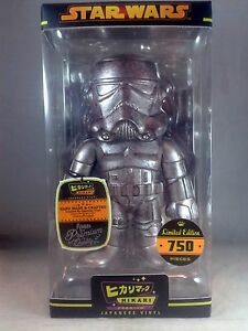 Funko Hikari Star Wars Rusty Silver Metallic Stormtrooper Limited 750
