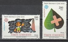 Turkey Scott 2345-2346 Mint NH (Catalog Value $29.00)