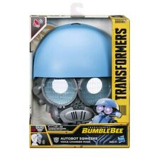 Transformers: Bumblebee Autobot Squeeks Voice Changer Mask Brand New