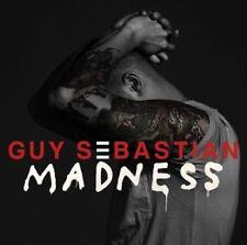 GUY SEBASTIAN Madness CD BRAND NEW