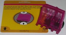 BULLDOZER R204.11 War of Light DC HeroClix VIOLET STAR SAPPHIRE construct