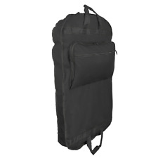 Foldable Business Garment Bag Cover for Suits and Dresses Clothing with Pockets