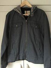 TOPMAN Hooded Full Front Zip Jacket (S)(BNWOT)