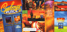 1997 magazine pull out Ad MARLBORO Cigarettes Cowboy's Place 6pg fold out 120417