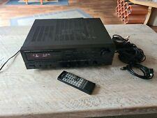 Denon Audio Component AM/FM Stereo Receiver DRA 735R