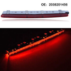 Third Stop Brake Light Red For 2001-07 Mercedes Benz W203 C230 C240 C280 C320