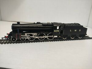 HORNBY R2083 BLACK 5 LOCO 5379 LIMITED EDITION Perfect condition all round!