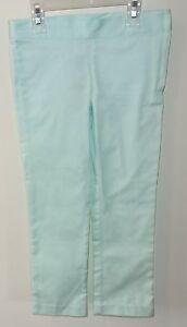 NWT Janie and Jack Spring Splendor Mint Green Pants ~  Size 5