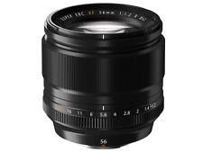 NEW FUJIFILM FUJINON XF 56mm F1.2 R (XF56mmF1.2 R) Fixed Wide Angle Lens*Offer