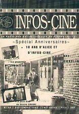 INFOS-CINÉ n° 35 (1997) proj. S/8 CHINON 9500